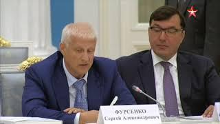 «Истинно русская игра»: Путин отчитал «Зенит» за большое количество иностранцев