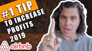 Gambar cover AIRBNB HOSTS: ONE SIMPLE TIP TO INCREASE PROFITS!! (2019)