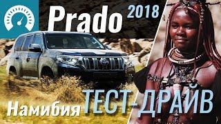 Toyota Prado 2018 // Infocar