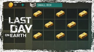 WEAPON CRATES OPENING - Last Day on Earth (2018) !!