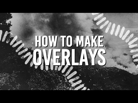 Leaf and Branch Overlays Photoshop Tutorial