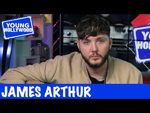 "5 Things James Arthur ""Won't Let Go"" Of!"