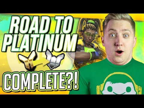Overwatch Road To Platinum #9 - WE MADE IT?!