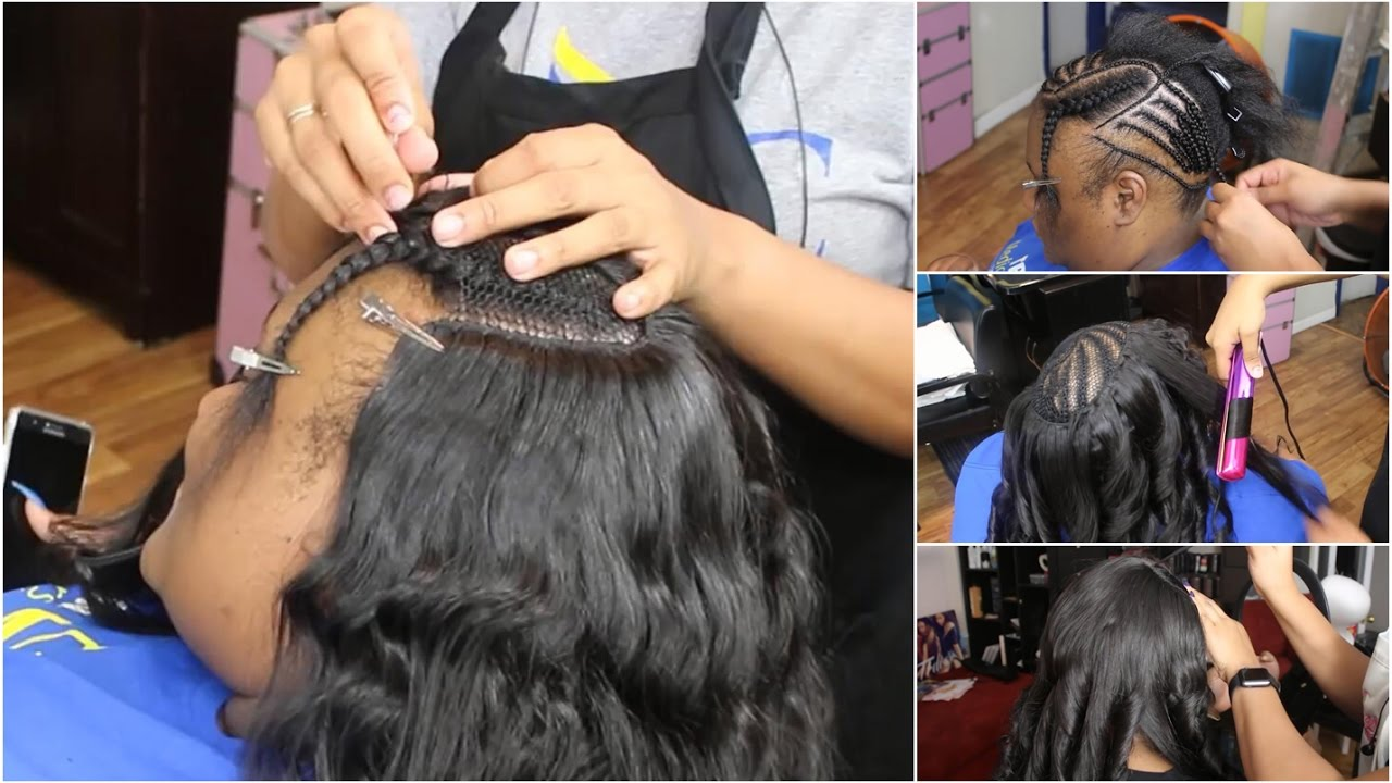 Thin hair sew in tips and tricks hair bundles installing thin hair sew in tips and tricks hair bundles installing tutorial youtube pmusecretfo Images