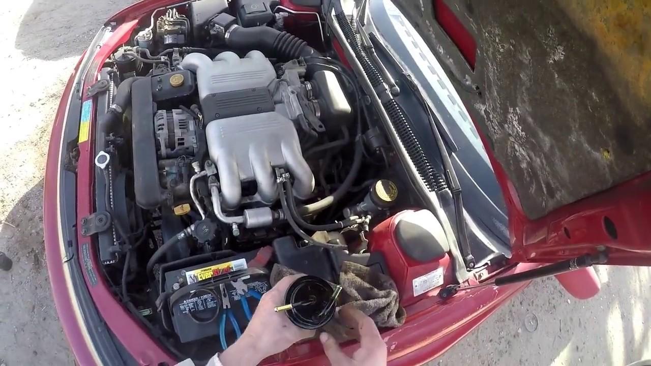 1994 subaru svx fuel filter replacement [ 1280 x 720 Pixel ]