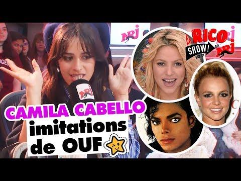 Camila Cabello choquée par cette cover en direct ! - Le Rico Show Sur NRJ