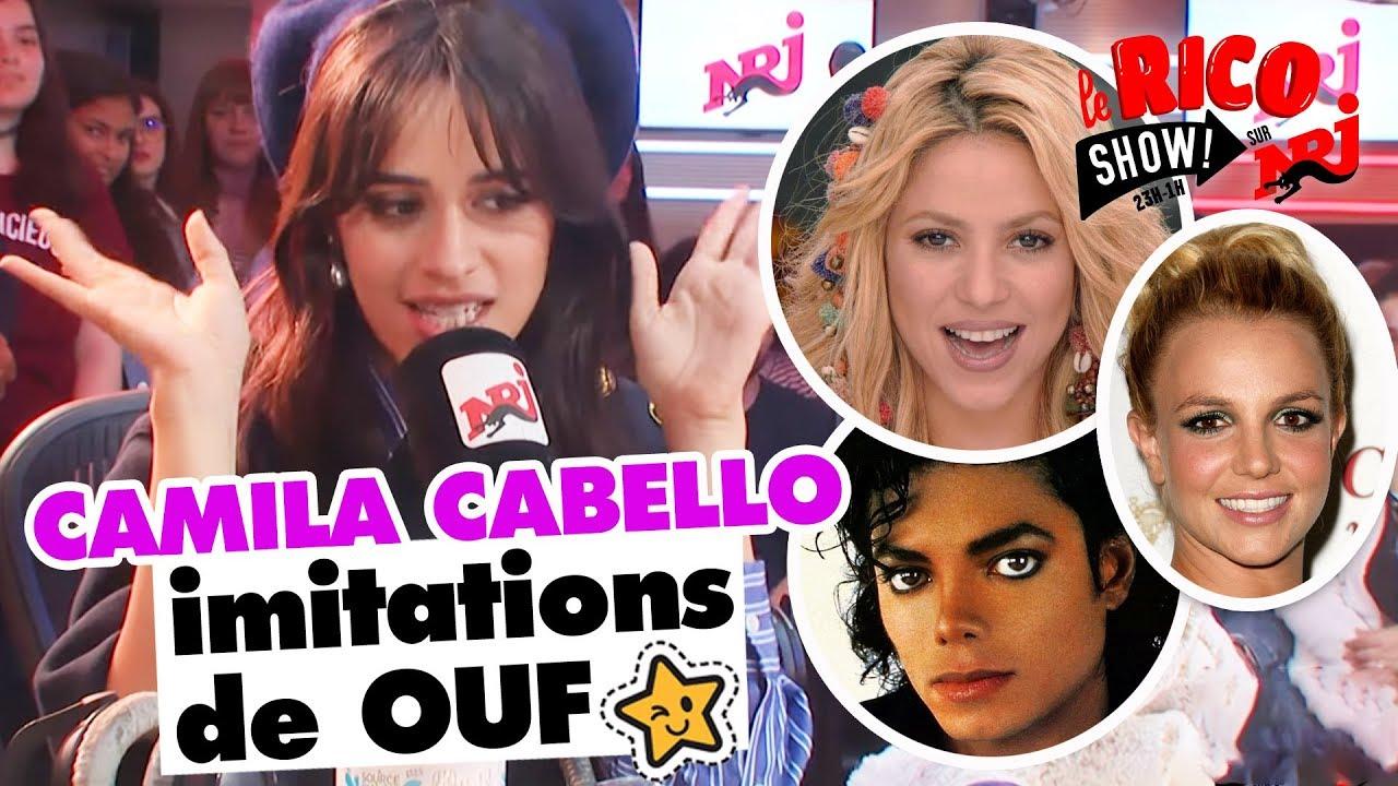 Camila Cabello imite les plus grandes stars ! - Le Rico Show Sur NRJ