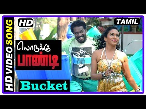 Lodukku Pandi Tamil Movie | Bucket Song | Karunas | Neha Saxena