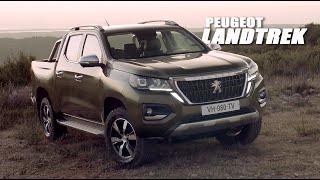 Peugeot Landtrek - Informe - Matías Antico - TN autos