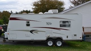 How to winterize your trailer or RV's water system
