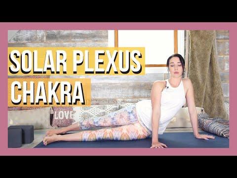 Solar Plexus Chakra Yin Yoga for Confidence & Self-Esteem {40 min}