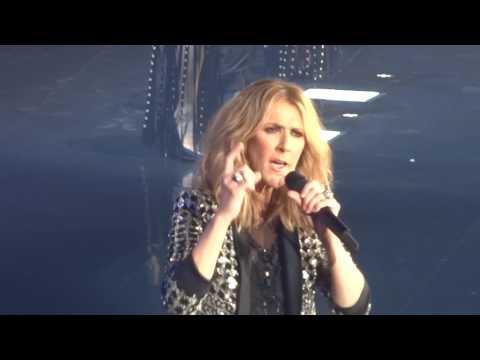 Céline Dion - Encore un soir - Paris - 4 juillet 2017