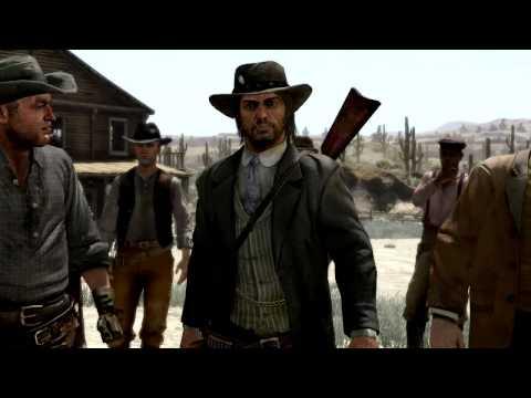 Red Dead Redemption John Hillcoat Teaser