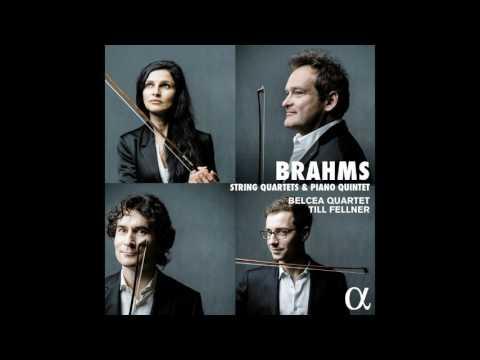 Brahms: Piano Quintet in F minor, Op 34 — Belcea Quartet & Till Fellner