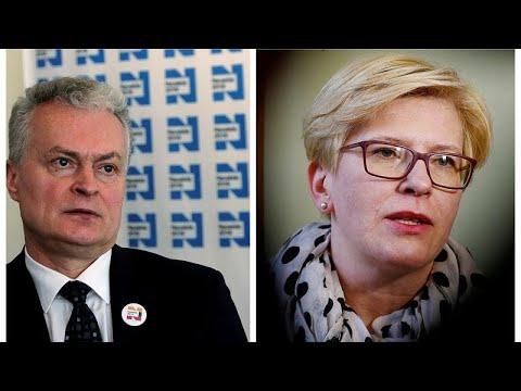 Quel Président Pour La Lituanie ?