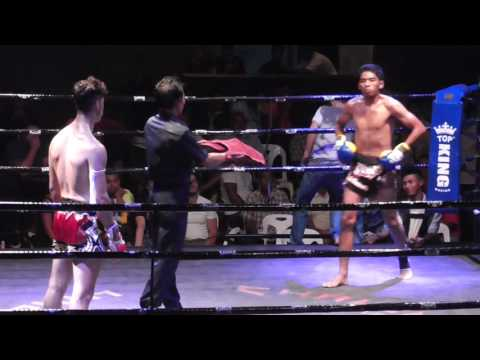 Muay Thai Fightnight KOH SAMUI Chaweng Stadium 2016