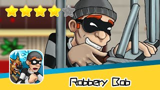 Robbery Bob Extras 10 Walkthrough Prison Bob Recommend index four stars