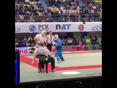 """KUDO The best Russian fighter 2019, 2020 Sergey Khrisanov """"Academy Kudo"""" Moscow"""