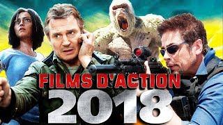 LES MEILLEURS FILMS D'ACTION DE 2018 streaming