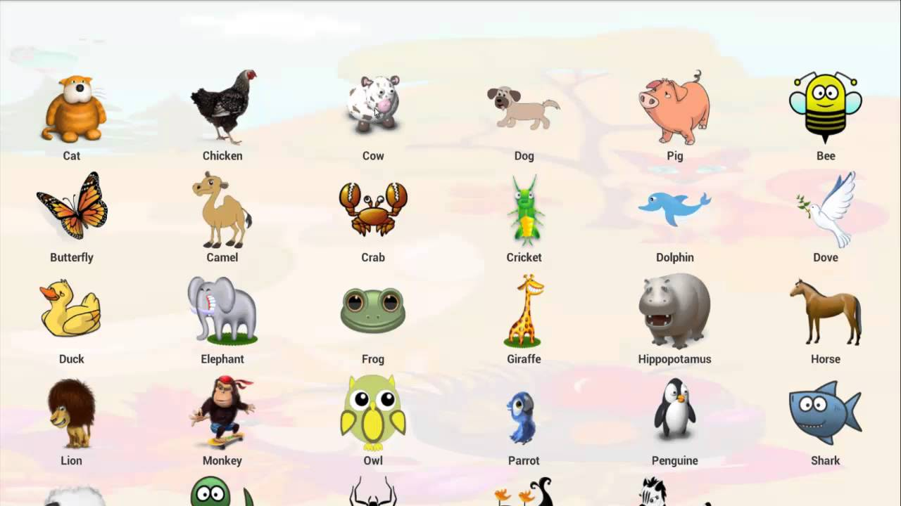 abcd animal names and shapes for children   youtube