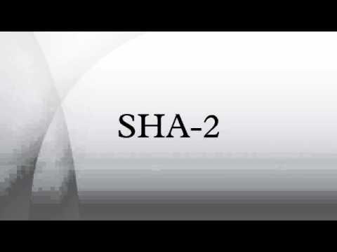 SHA-2