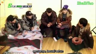 [INDOSUB] EXO SURPLINES LINETV PREVIEW 1