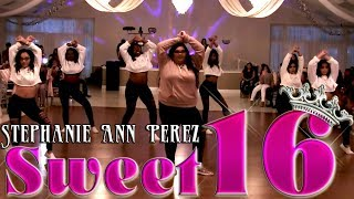 Stephanie Ann Perez Sweet 16 Surprise Dance  | Baile Sorpresa | Eva's Legacy Choreography