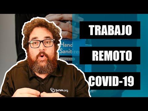 Cómo trabajar en REMOTO para equipos SCRUM durante la cuarentena del COVID-19