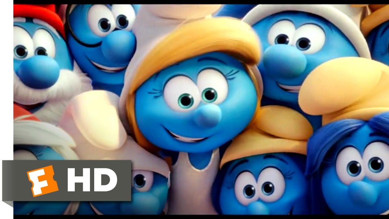 Download Smurfs: The Lost Village (2017) - I'm a Lady Scene (10/10) | Movieclips