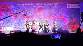 sree gokulam medical college @intermedicos 2014 genesis.....