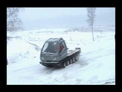 Снегоход Итлан.avi