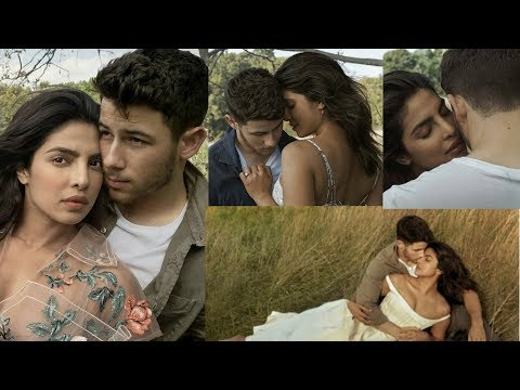 Priyanka Chopra and Nick Jonas Look super hot in their first pics after their marriage