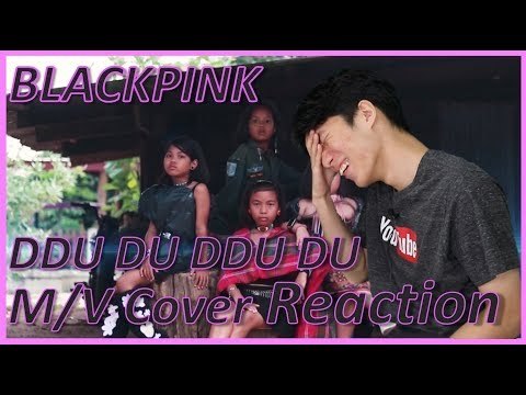 [Reaction] BLACKPINK - DDU DU DDU DU M/V Cover Reaction | Cover By DEKSORKRAO