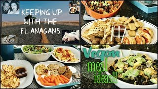 What I Eat In a WEEK!!! | VEGAN MEAL IDEAS!! | KUWTF Vlog September 11th - 15th 2017