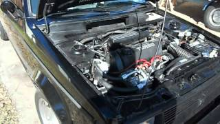 Shelby 1986 GLHS Dodge Turbo Omni Walkaround Idle