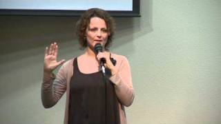 TEDxGrassValley - Chameli Ardagh - The Fierce face of the Feminine
