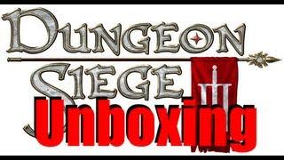 Dungeon Siege III (UK-Import) - PS3 - Unboxing (german)