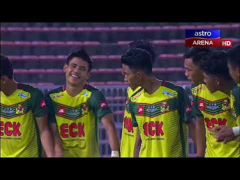 Sorotan Kedah 1-0 SSMP B-17 (AGG: 3-3) | Piala Belia 2017 | Astro Arena