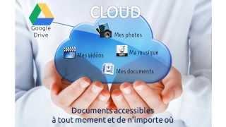 Importer et gérer ses documents dans Google Drive