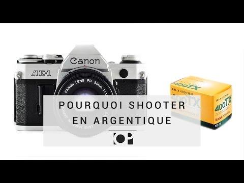 Pourquoi shooter en argentique