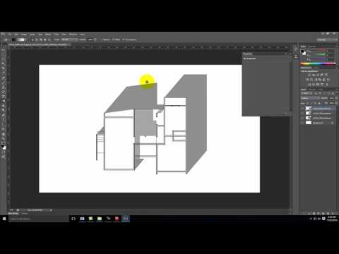 Lecture 127 - Plans from SketchUp (Fall 2016)