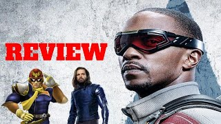 The Falcon and the Winter Soldier - Is It Good or Nah?