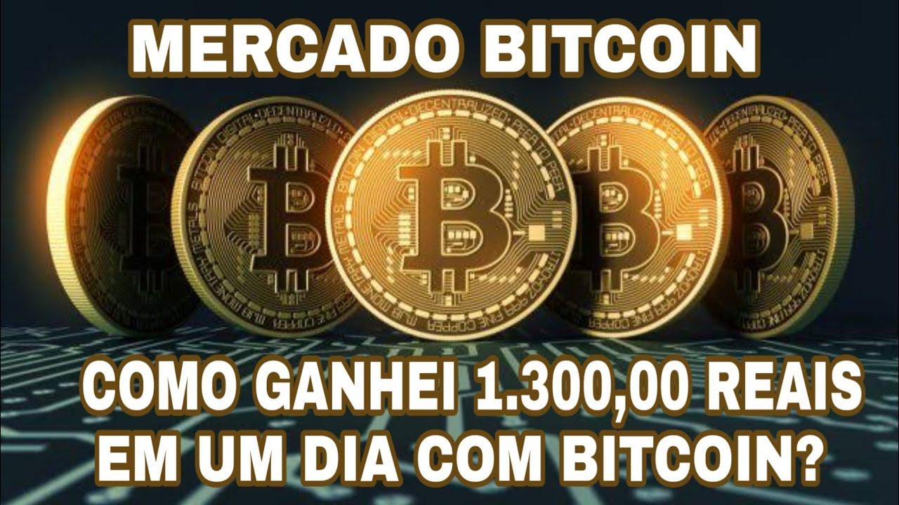 quem é comerciante de bitcoin ganhando dinheiro mercado bitcoin