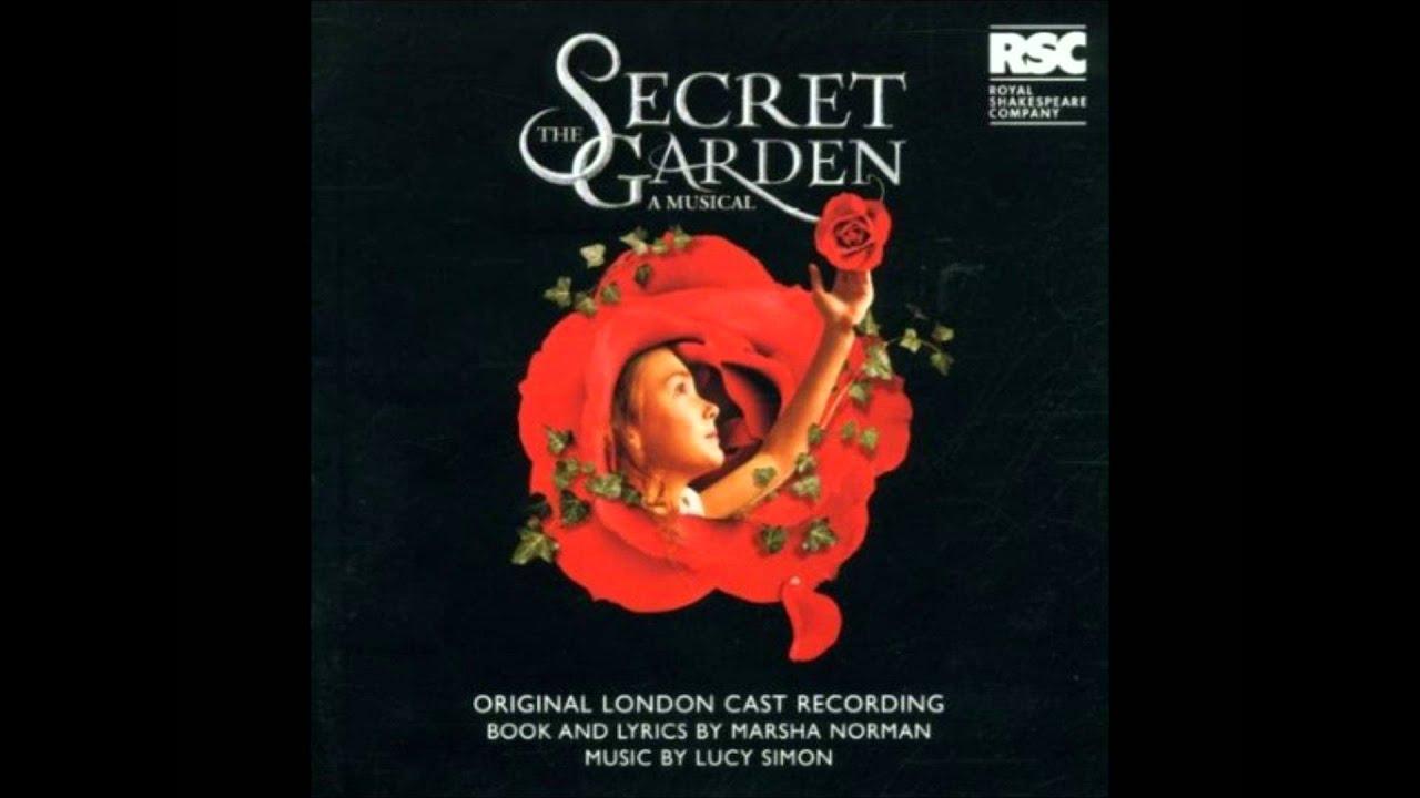 16 Hold On The Secret Garden Original London Cast Youtube
