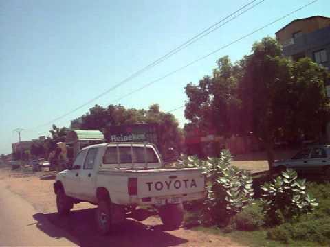 LA CAPITAL DU BURKINA FASO- OUAGADOUGOU
