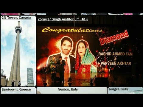 Amway Diamond Parveen AKHTER and Rashied Ahmed Fani Amritsar