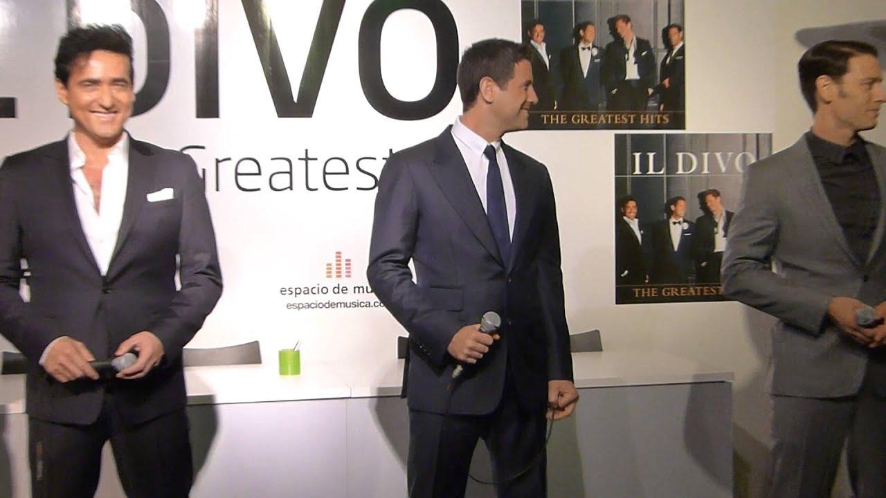 Firma de discos il divo 2012 youtube - Il paolo regista de il divo ...