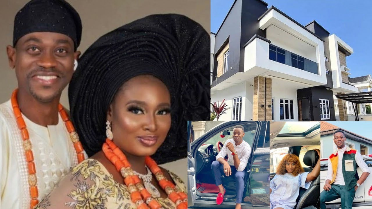 Download WATCH Lateef Adedimeji And Bimpe Oyebade MultiMillion Naira Home And Expensive Cars, Hidden Things..
