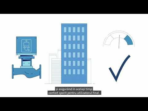 Pompele Grundfos TPE In Sisteme HVAC Eficiente