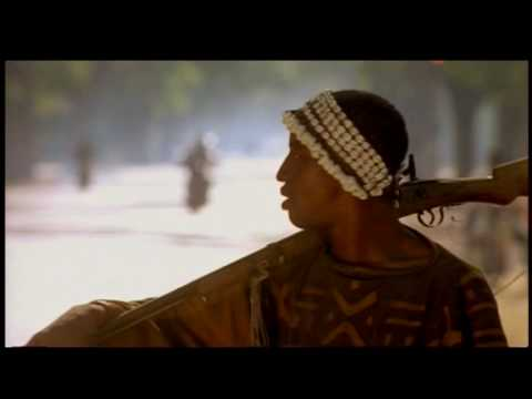 Nama Damara film with English captions: THE WARRIOR (Scenarios from Africa)